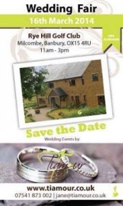 Rye Hill Wedding Fair