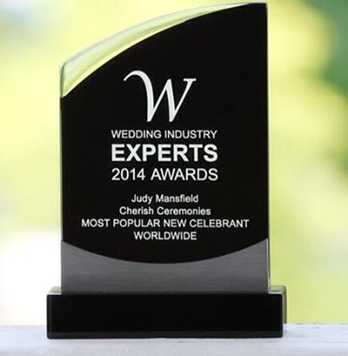 Wedding Industry Experts Award 2014