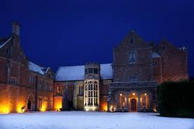 Winter Wedding Heaven at Fawsley Hall, Northants